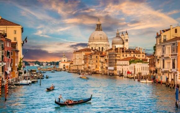 Benátky dýchají jedinečnou atmosférou
