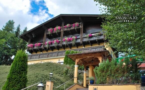 V penzionu Savisalo *** v rakouských Alpách se o vás postará