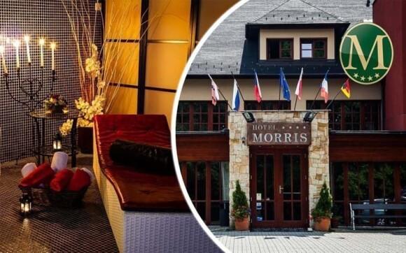 Dopřejte si dovolenou snů v Golf Hotelu Morris ****