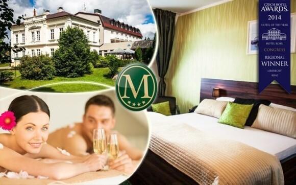 Užijte si balíček plný relaxace v Parkhotelu Morris