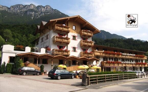 Vydejte se na dovolenou do Alp