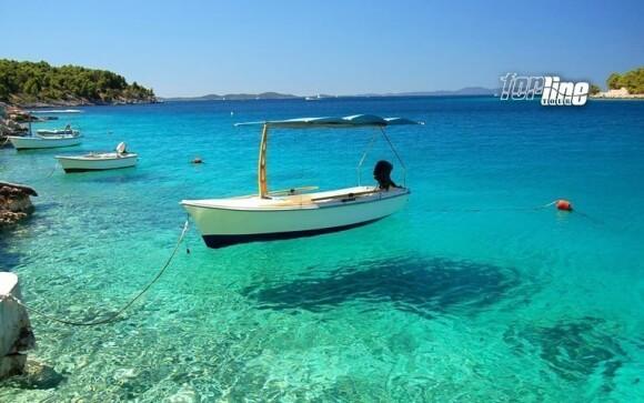 Sluníčko, krásné moře a pohoda vás čeká v Chorvatsku