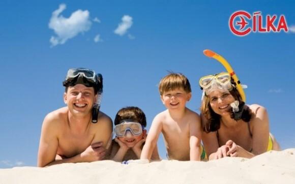 Využijte zvýhodněnou nabídku pro rodiny až se 2 dětmi