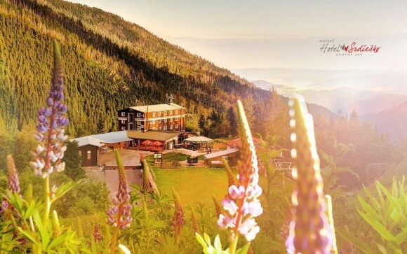 Ta nejlepší dovolená je v náručí hor