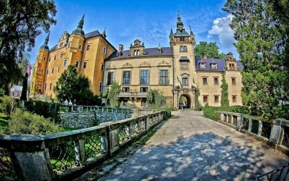 Zažijte pobyt na úchvatném zámku