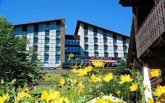 Hotel Zadov *** je v krasnej prírode