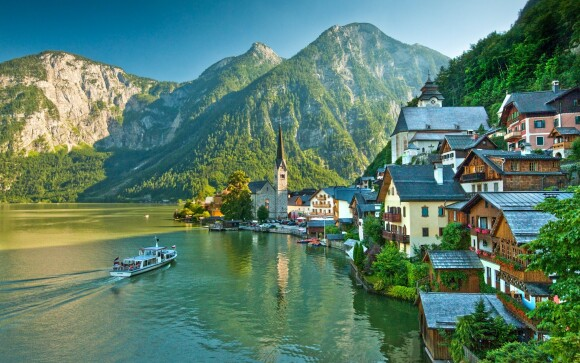Rakúske Alpy sú ideálne na turistiku a výlety