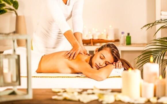 Těšit se můžete na masáž