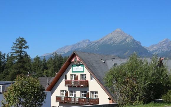 Zažijte skvělou dovolenou v penzionu Lomnický