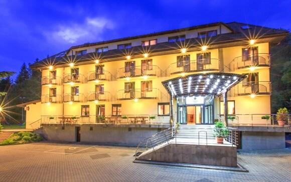 Vítá vás moderní Hotel Vestina *** ve Wisłe