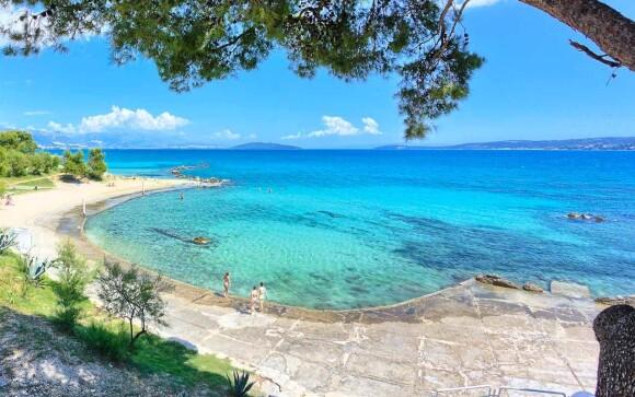 Dovolenka pri mori, Dalmácie, Chorvátsko