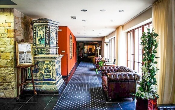 Užijte si luxusní interiéry hotelu Morris