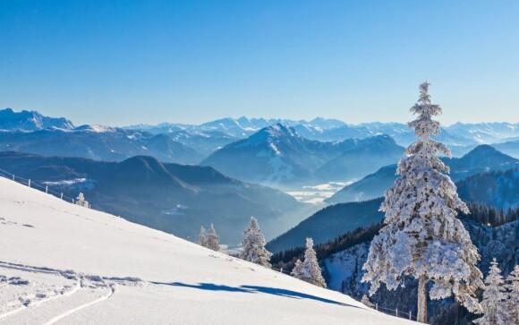 Vyražte na zasněženou dovolenou do Bavorského lesa