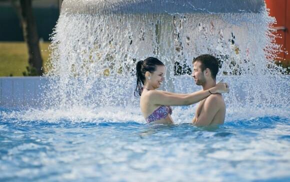 Relaxujte v populárnej lokalite Slnečných jazier