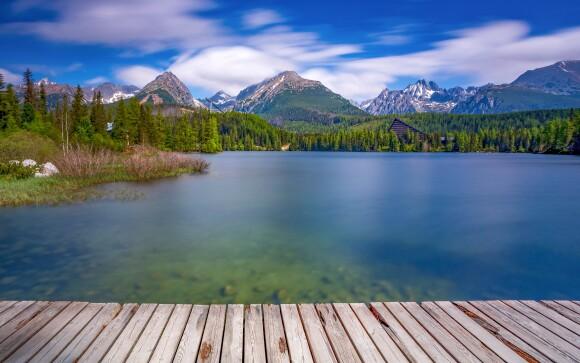 Parádny dovolenka vo Vysokých Tatrách