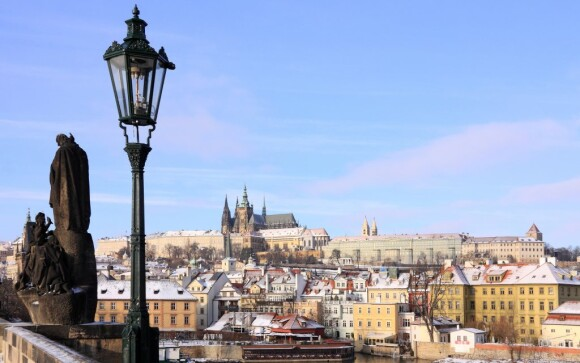 Objevujte pamětihodnosti stověžaté Prahy