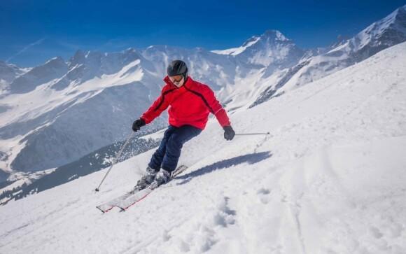 Užijte si lyžování v Rakousku