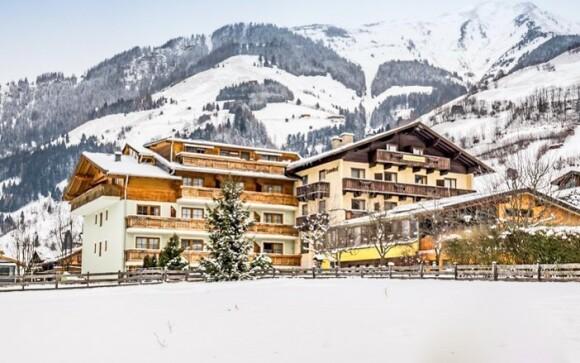 Užijte si skvělé zážitky v hotelu Sonnhof ***