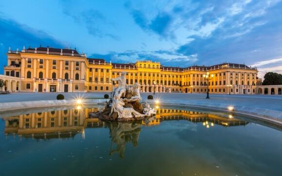Užijte si všechny památky Vídně