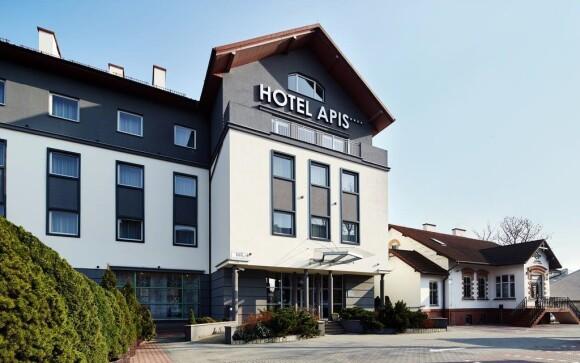 Ubytujte se ve 4* hotelu Apis