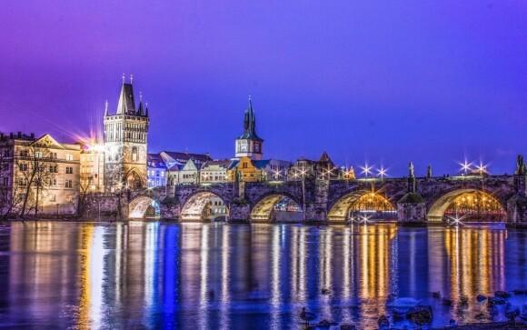 Praha je romantická v jakémkoliv ročním období