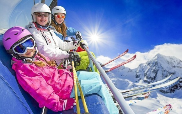 Užijte si zimní dovolenou s celou rodinou