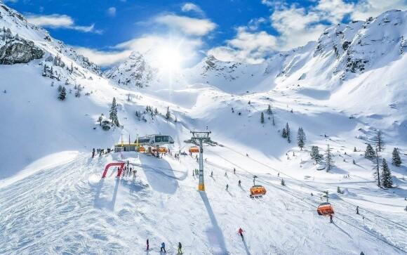 Užijte si parádní lyžovačku na dlouhých tratích