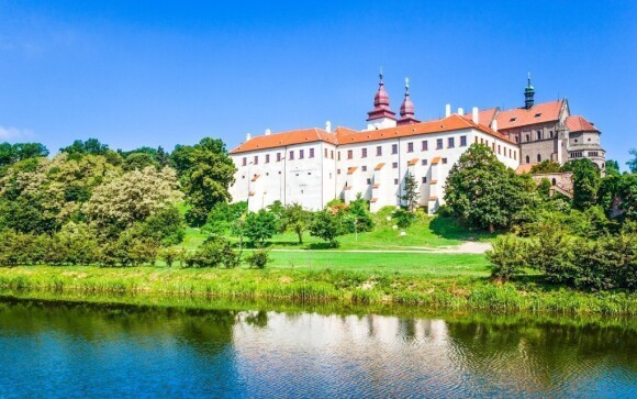 Třebíčský zámek je národní kulturní památka