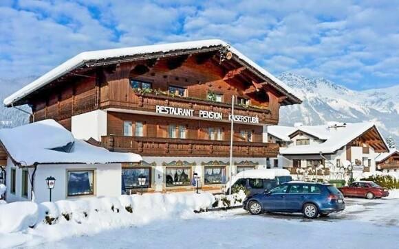 Restaurant Pension Kaiserstuben vás čeká uprostřed Alp