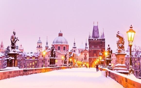 Vydejte se podívat na ta nejznámější místa Prahy