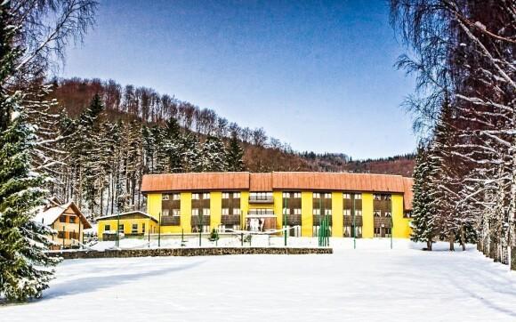 Hotel František leží v srdci CHKO Beskydy