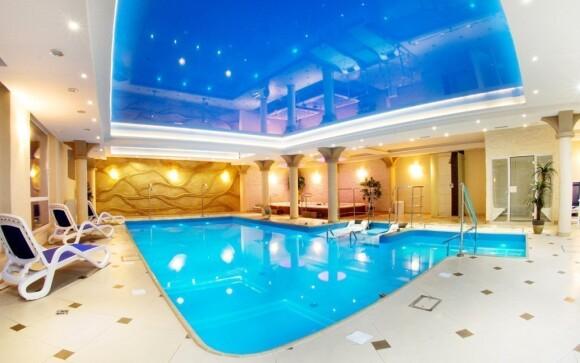 Odhoďte každodenné starosti a zaplávajte si v krásnom bazéne
