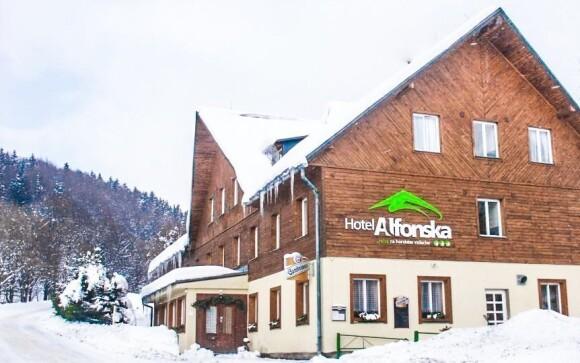Ubytujte se v Hotelu Alfonska ***