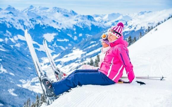 Nezapomenutelná dovolená na lyžích pro celou rodinu