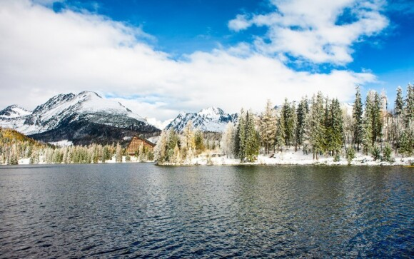 Užijte si zimní dovolenou na Slovensku