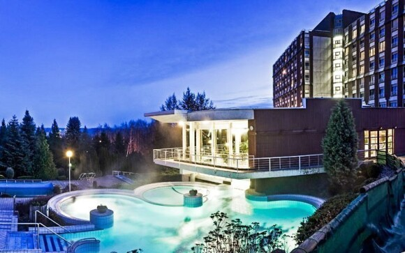 Zažijte ten nejlepší pobyt v Danubius Health Spa Resort Aqua