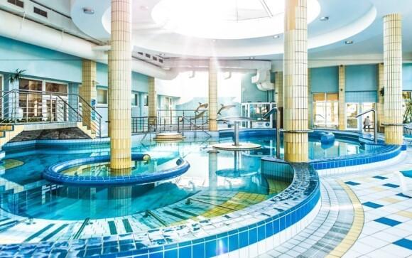 Osviežte sa v bazénoch