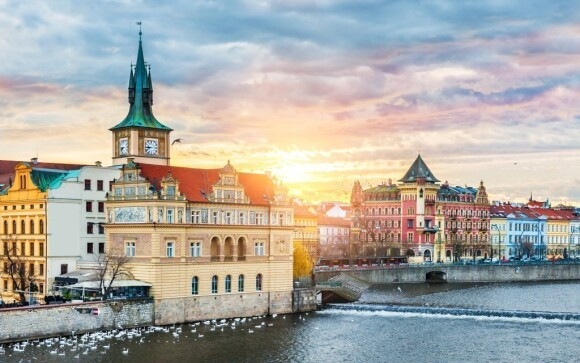 Hlavní město Praha patří k nejkrásnějším v Evropě