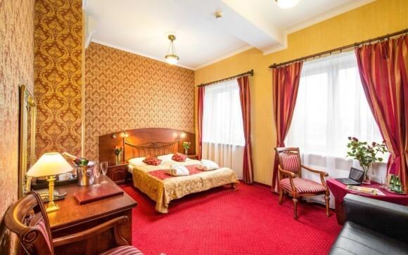 Tešte sa na elegantné izby s kompletným vybavením