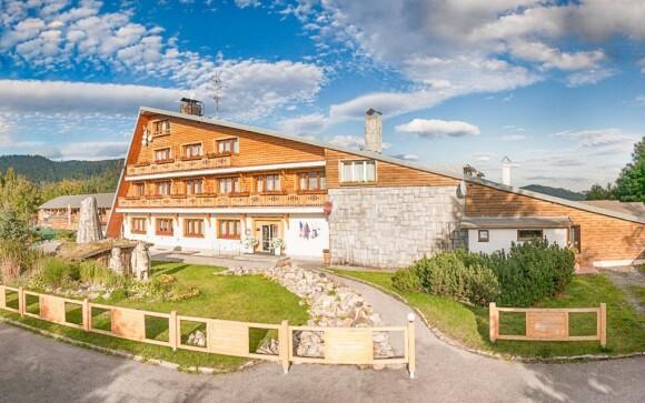 Wellness Hotel Bahenec *** nabízí relaxační pobyt