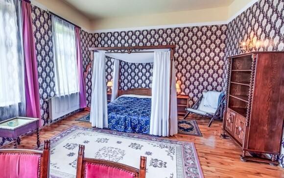 Užijte si luxusní ubytování v pokoji Luxury