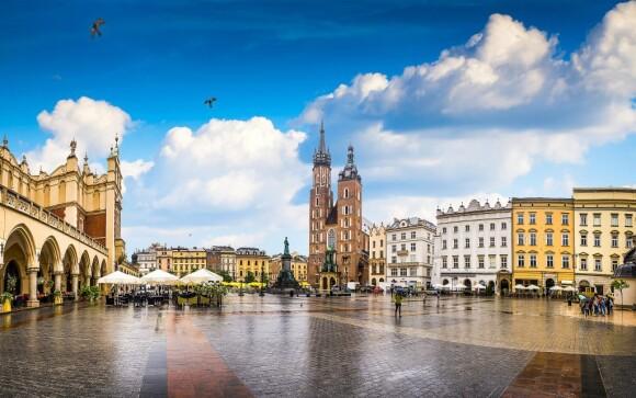 Krakov je kultúrne najvýznamnejším miestom Poľska