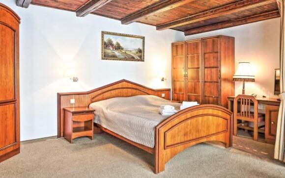 Dvojlôžkové izby, Schlosshotel Marienbad ***
