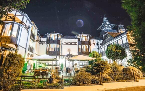 Ve Schlosshotelu Marienbad *** si odpočinete