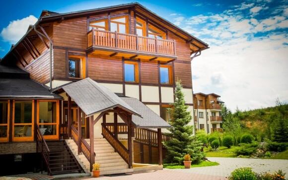 V Hotelu Eufória *** vás čeká příjemná dovolena