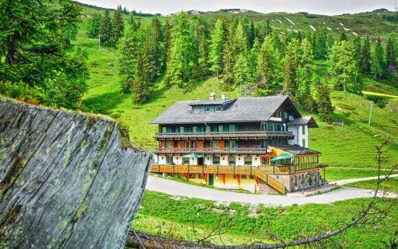 Hotel Alpen Arnika *** leží uprostřed krásné přírody