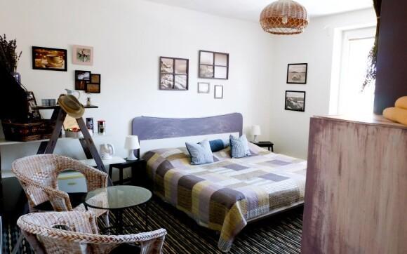 Aj dvojlôžkové izby sú krásne a komfortné