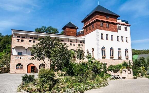 Užijte si pobyt v Hotelu Kurdějov *** na jižní Moravě