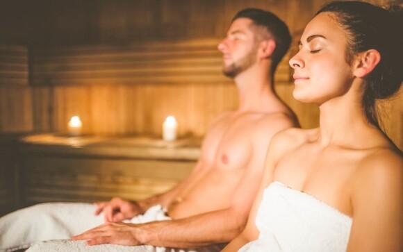 Ve dvou si užijete pobyt ve finské sauně
