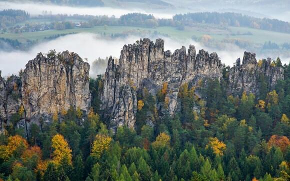 Dopřejte si každodenní procházku k Prachovským skalám